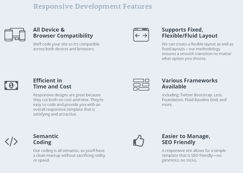 PSD to Responsive HTML   Xhtmlchop
